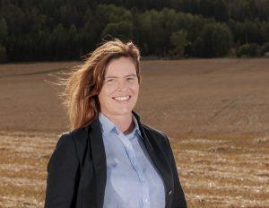 Hanne Marie Tegneby, Agronom/Eiendomsmegler