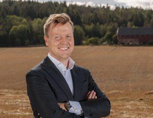 Henrik Tegneby, Daglig leder / Eiendomsmegler